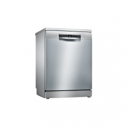 Bosch Dishwasher SMS4HVI33E Free standing, Width 60 cm, Number of place settings 13, Number of programs 6, A++, Display, AquaStop function, Silver