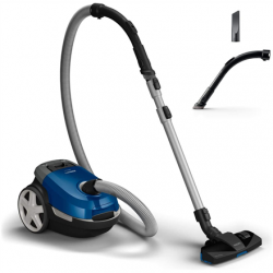 Philips Vacuum cleaner XD3110/09 Bagged, Dry cleaning, Power 900 W, Dust capacity 3 L, 79 dB, Blue