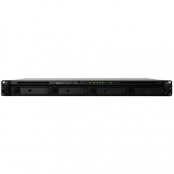 Synology Expansion Unit RX418 Up to 4 HDD/SSD Hot-Swap, 1 x eSATA Port, Triple fan