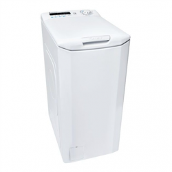 Candy Washing machine CSTG 282DE/1-S Top loading, Washing capacity 8 kg, 1200 RPM, A+++, Depth 60 cm, Width 40.5 cm, White, NFC