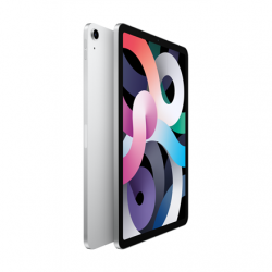 "Apple 4th Gen (2020) iPad Air 10.9 "", Silver, Liquid Retina touch screen with IPS, Apple A14 Bionic, 256 GB, Wi-Fi, Front camera, 7 MP, Rear camera, 12 MP, Bluetooth, 5.0, iPadOS, 14, 2360 x 1640 pixels"