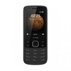 "Nokia 225 4G TA-1316 Black, 2.4 "", TFT, 240 x 320 pixels, 64 MB, 128 MB, Dual SIM, Nano-SIM, 3G, Bluetooth, 5.0, USB version MicroUSB, Built-in camera, Main camera 0.3 MP, 1150 mAh"