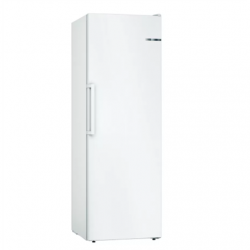 Bosch Freezer GSN33VWEP Energy efficiency class E, Free standing, Upright, Height 176 cm, No Frost system, 39 dB, White