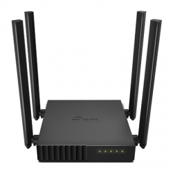 TP-LINK Dual Band Router Archer C54 802.11ac, 300+867 Mbit/s, 10/100 Mbit/s, Ethernet LAN (RJ-45) ports 4, MU-MiMO Yes, Antenna type 4xFixed