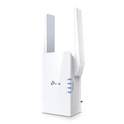 TP-LINK Range Extender RE605X 802.11ax, 574+1201 Mbit/s, 10/100/1000 Mbit/s, Ethernet LAN (RJ-45) ports 1, MU-MiMO Yes, Antenna type 2xExternal