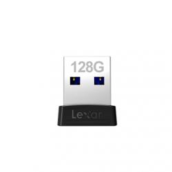 Lexar Flash Drive JumpDrive S47 128 GB, USB 3.1, Black, 250 MB/s