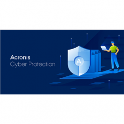 Acronis Cyber Protect Standard Workstation Subscription License, 1 year(s), 1-9 user(s)