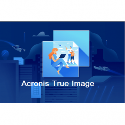 Acronis True Image Subscription License, 1 year(s), 1 user(s)