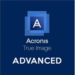 Acronis True Image Advanced Protection Subscription ESD, 1 year(s), 5 user(s), 250 GB Cloud Storage