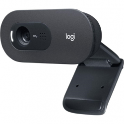 Logitech HD Business Webcam C505e Black, USB-A