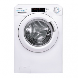 Candy Washing machine CS44 128TXME/2-S A+++, Front loading, Washing capacity 8 kg, 1200 RPM, Depth 46.9 cm, Width 60 cm, Touch, White