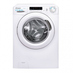 Candy Washing machine CS 12102DE/1-S A+++, Front loading, Washing capacity 10 kg, 1200 RPM, Depth 58 cm, Width 60 cm, 2D, White