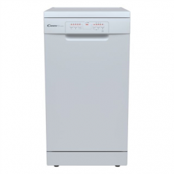 Candy Dishwasher CDPH 2L949W Free standing, Width 44.8 cm, Number of place settings 9, Number of programs 5, Energy efficiency class E, White