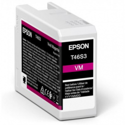 Epson UltraChrome Pro 10 ink T46S3 Ink cartrige, Vivid Magenta