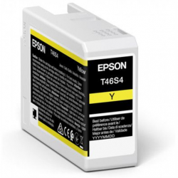 Epson UltraChrome Pro 10 ink T46S4 Ink cartrige, Yellow