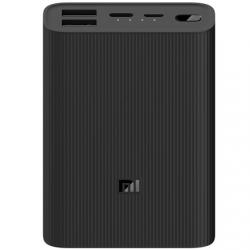 Xiaomi Mi Power Bank 3 Ultra Compact 10000 mAh, Black