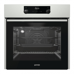 Gorenje Oven BOS737E13X 71 L, Electric, AquaClean, Steam function, Height 59.5 cm, Width 59.7 cm, Stainless steel