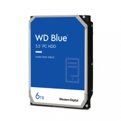 Western Digital Blue WD60EZAZ 5400 RPM, 6000 GB