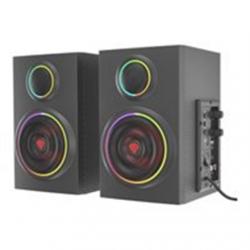 Genesis Speaker Helium 300BT 24 W, Black, Bluetooth