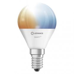 Ledvance SMART+ WiFi Classic Mini Bulb Tunable White 40 5W 2700-6500K E14, 3pcs pack