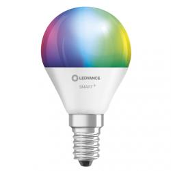Ledvance SMART+ WiFi Classic Mini Bulb RGBW Multicolour 40 5W 2700-6500K E14, 3pcs pack