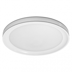 Ledvance SMART+ WiFi Ceiling Frame Tunable White 32W 110° 3000-6500K 495mm, White