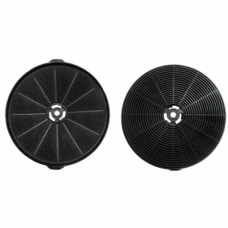 CATA Active Charcoal Filter 02859492 2 pc(s), For CG5 -T900 X