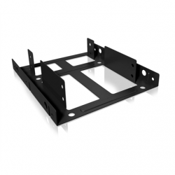 """Raidsonic Internal Mounting frame for two 2.5"""" SSD/HDD in a 3.5"""" Bay Icy Box IB-AC643"""