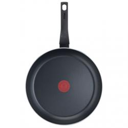 TEFAL Pan B5690253 Easy Plus Frying, Diameter 20 cm, Suitable for induction hob