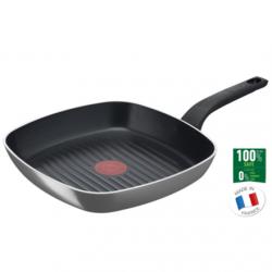 TEFAL B5694053 Easy Plus Grill, Diameter 26 cm