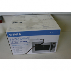 SALE OUT. Winia Microwave Oven with Grill KOC-9Q4TW Free standing, 900 W, Convection, Grill, Stainless steel, DAMAGED PACKAGING