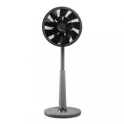 Duux Fan Whisper Stand Fan, Number of speeds 26, 2- 22 W, Oscillation, Diameter 34 cm, Gray