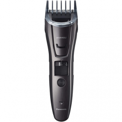 Panasonic Beard and hair trimmer ER-GB80-H503 Operating time (max) 50 min, Number of length steps 39, Step precise 0.5 mm, Ni-MH, Black, Corded/ Cordless