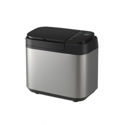Panasonic Bread Maker SD-YR2550 Power 550 W, Number of programs 31, Display Yes, Black/Stainless steel