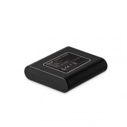 Duux Dock & Battery Pack for Whisper Flex 6300 mAh  Whisper Flex (DXCF10/11/12/13), Whisper Flex Ultimate (DXCF14/15), Black