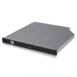 H.L Data Storage 9.5mm Slim DVD-Writer GUD0N Internal, Interface SATA, DVD±RW, CD read speed 24 x, CD write speed 24 x, Black