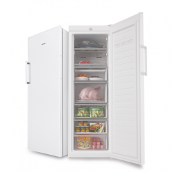 Simfer Freezer UF 7301 NF Energy efficiency class F, Upright, Free standing, Height 176 cm, Total net capacity 290 L, No Frost system, White