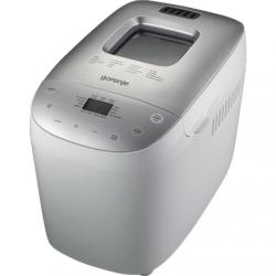 Gorenje Bread maker BM1600WG Power 850 W, Number of programs 16, Display LCD, White/Silver