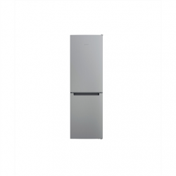 INDESIT Refrigerator INFC8 TI21X Energy efficiency class F, Free standing, Combi, Height 191.2 cm, No Frost system, Fridge net capacity 231 L, Freezer net capacity 104 L, 40 dB, Stainless steel