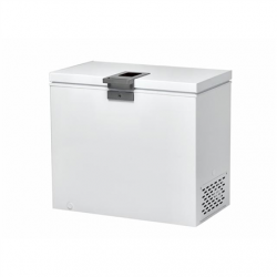 Candy Freezer CMCH 152 EL Energy efficiency class F, Chest, Free standing, Height 82.5 cm, Total net capacity 142 L, Display, White