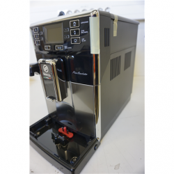 SALE OUT. Saeco SM5479/10 PicoBaristo Coffee maker, Fully Automatic, Water tank 1.8 L, Coffee beans 250 g, Black Saeco DAMAGED PACKAGING