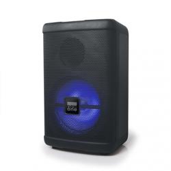 New-One Party Bluetooth speaker with FM radio and USB port PBX 50 50 W, Bluetooth, Black