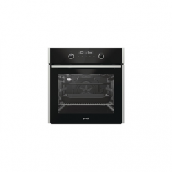 Gorenje Oven BPS747A32XG 70 L, Electric, PyroClean, Steam function, Height 59.5 cm, Width 59.7 cm, Black