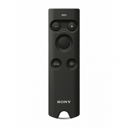 Sony RMT-P1BT Remote Controller for Sony Alpha a9, Alpha a7R III, Alpha a7 III, Alpha a6400 cameras