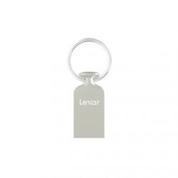 Lexar USB Flash Drive JumpDrive M22 16 GB, USB 2.0, Silver