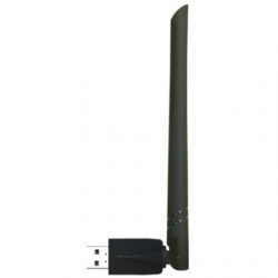 Gembird High power dual-band USB Wi-Fi adapter AC1300 USB 3.0; RF  2.4 GHz/5 GHz, speed up to 867 Mbps + 400 Mbps; 2 dBi gain max + external fixed antenna 5 dBi; Supports IEEE 802.11b, 802.11g, 802.11n, 802.11ac standards