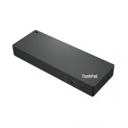 Universal Thunderbolt 4 Dock (Max displays: 4, Max resolution: 8K/60Hz, Supports: 4x4K/60Hz or 1x8K, 1xEthernet LAN (RJ-45), WiFi, 2xDP 1.4, 1xHDMI 2.1, 4xUSB 3.1 (1 always-on), 1xThunderbolt 4 downstream, 1xUSB-C, 1x3.5mm combo jack, Bluetooth, Input pow