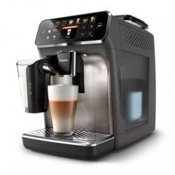 Philips Series 5400 Coffee Maker EP5444/90 Pump pressure 15 bar, Built-in milk frother, Fully Automatic, 1500 W, Cashmere grey