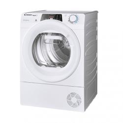 Candy Dryer Machine ROE H10A2TE-S  Energy efficiency class A++, Front loading, 10 kg, Heat pump, Big Digit, Depth 58.5 cm, Wi-Fi, White
