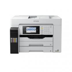 Epson Multifunctional printer EcoTank L15180 Contact image sensor (CIS), 4-in-1, Wi-Fi, Black and white